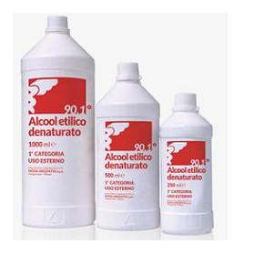 Alcool Etilico Denaturato 90,1% 250 ml