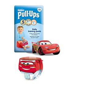 Huggies Pull Ups Boy Xl 16/23 Kg Pacco Singolo 12 Pezzi