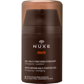 Nuxe Men Gel Hydratant Multi Fonctions Flacone 50ml