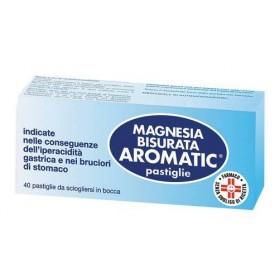 Magnesia Bisurata Arom 40 Compresse