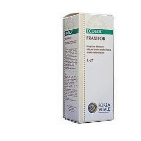 Fraxifor Ecosol 550 Granelli Di Zucchero 25 g