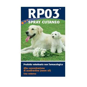 Rp03 Spray Veterinario Non Farmacologico 200 ml