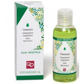 Olio Vegetale Tamanu Bio 50 ml
