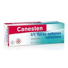 Canesten Spray Cutaneo 40ml 1%