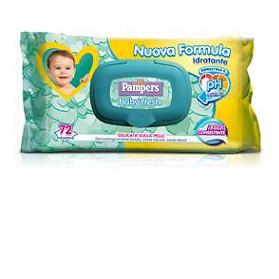 Salviettine Umidificate Pampers Baby Fresh 30% + Consistente 20 Pezzi