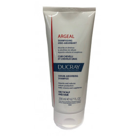 Argeal Shampoo 200ml Ducray