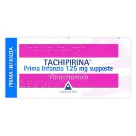 Tachipirina Prima Infanzia 10sup 125mg