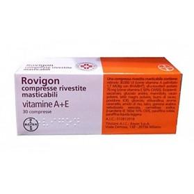 Rovigon 30 Compresse Rivestite Masticabile