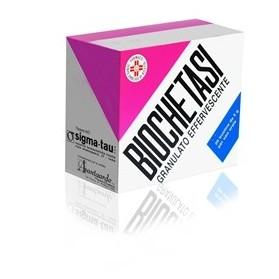Biochetasi Uso Orale Granulato Effervescente 20 Bustine