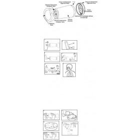 Maschera Per Aerosolterapia Da Adulto L'espace Colore Magenta Articolo 471386