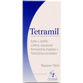 Tetramil Collirio Fl10ml 0,3+0,05%