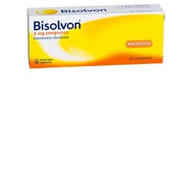 Bisolvon 20 Compresse 8mg
