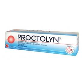 Proctolyn Crema Rettale 30g