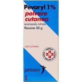 Pevaryl Polvere Cutaneo 30g 1%