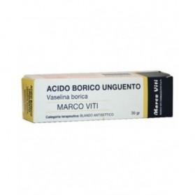 Acido Borico Mv 3% Unguento 30g