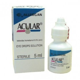 Acular Collirio Flaconcino 5ml 0,5%