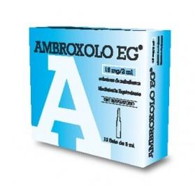 Ambroxolo Eg Aerosol 10f 15mg 2ml