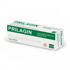 Prilagin Crema Ginecologico 78g 2%+appl