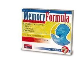 Memory Formula 30 Compresse