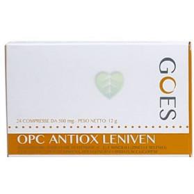 Goes Leniven Opc Antiossidante 24 Compresse