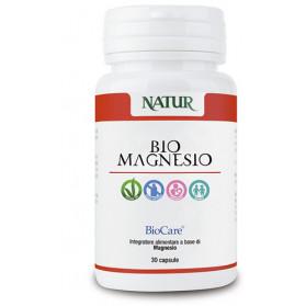 Bio Magnesio 60 Capsule Vegetali