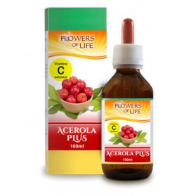 Acerola Plus 100 ml Flowers Of Life