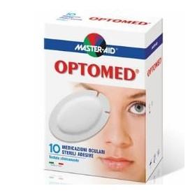 Garza Oculare Medicata Master-aid Optomed Super 5 Pezzi