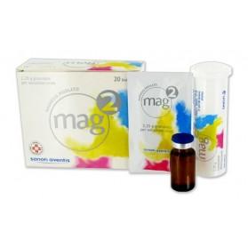 Mag 2 Uso Orale 20 Flaconcino 10ml 1,5g/10ml