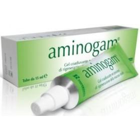 Gel Coadiuvante Aminogam Per Riparazione Tessuti Orogengivali 15 ml