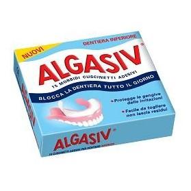 Algasiv Adesivo Per Protesi Dentaria Inferiore 15 Pezzi