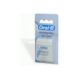 Oralb Filo Interdentale Cerato 50 M