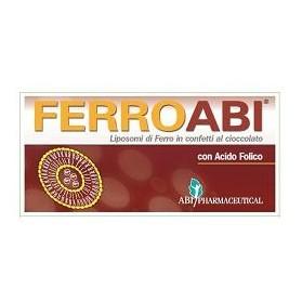 Ferroabi 20 Confetti Orosolubili Al Cioccolato Blister 30 g