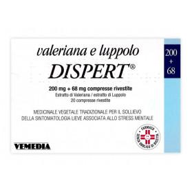 Valeriana Luppolo Dispersibile 20 Compresse