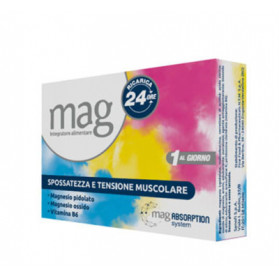 Mag Ricarica 24 Ore Bi-pack