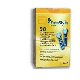 Lancette Pungidito Freestyle Gauge 28 50 Pezzi