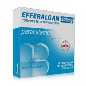 Efferalgan 16 Compresse Effervescente 500mg