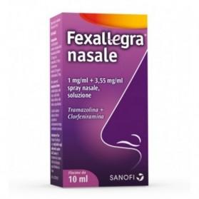 Fexallegra Nasale Spray Fl10ml