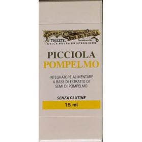 Picciola Pompelmo Gocce 15ml